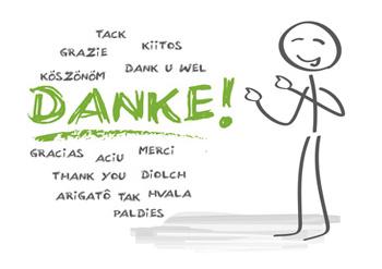 Spenden - wir sagen danke