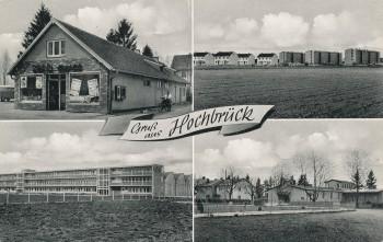 Hochbrück ca. 1964