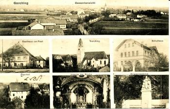 Postkarte gelaufen 1926