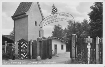 Reichsarbeitsdienst Hochbrück ca. 1940